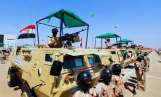 القوات المسلحة تستعد لتأمين انتخابات مجلس الشيوخ 2020