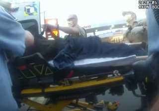 بالفيديو.. الشرطة الأمريكية تنشر للمرة الأولى توثيق مقتل جورج فلويد