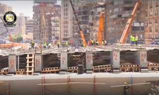 بالفيديو... كباري ومحاور شرق القاهرة شريان جديد للتنمية والتعمير والانسياب المروري
