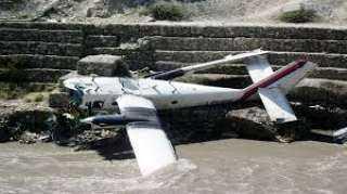 روسيا.. مصرع شخصين بتحطم طائرة خفيفة في نهر الفولغا