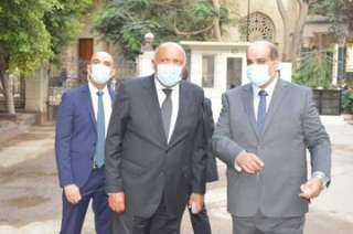 وزير الخارجية يفتتح المقر الجديد لمركز القاهرة لتسوية النزاعات