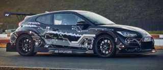 هيونداي تدخل عالم السيارات السريعة بمركبة جبارة