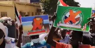 إجراءات أمنية غير مسبوقة تزامنا مع مظاهرات تدعو لإسقاط الحكومة بالخرطوم