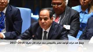 بالفيديو.. مصر والأمم المتحدة 75 عاماً من التعاون