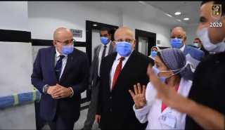 الخشت: افتتاح مستشفى الاستقبال والطواريء بقصر العيني قريبًا