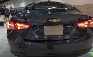 """""""قاتلة Mazda 6"""" الجديدة من شيفروليه"""