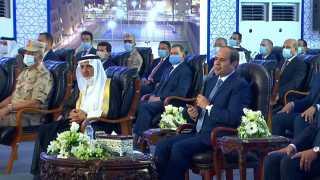بالفيديو.. السيسى: أنفقنا 700 مليار جنيه على تنمية سيناء خلال 6 سنوات