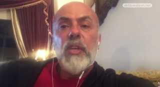 شاهد.. فنان لبناني يكشف عن أعراض إصابته الثانية بكورونا