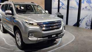 منافس صيني جديد لسيارات Land Cruiser الشهيرة من تويوتا