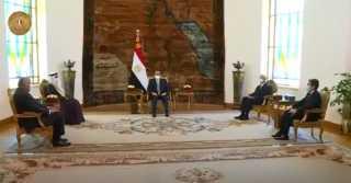 البرلمان العربي: مواقف السيسي الحاسمة تجاه الأزمة الليبية حائط صد قوي في مواجهة التدخلات الخارجية