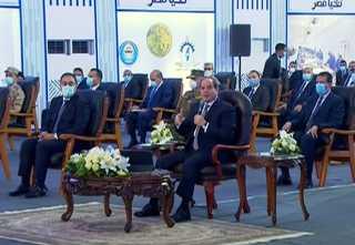 بالفيديو.. السيسي: مشروع تطوير الريف المصري سيتم الانتهاء منه بفضل الله خلال 3 سنوات