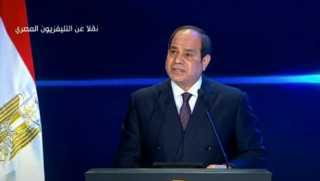 بالفيديو.. كلمة الرئيس السيسي فى احتفال الشرطة بعيدها الـ 69