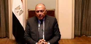 وزير الخارجية يشارك في الجلسة الافتتاحية للمؤتمر الإقليمي الأول لاستعراض الاتفاق العالمي من أجل الهجرة الآمنة