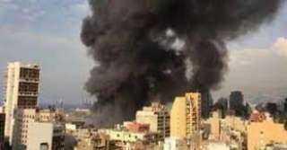 لبنان.. سماع دوي انفجار جنوب بيروت