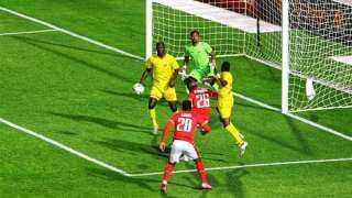 الاهلي يتعادل في مباراة الفرص الضائعة مع فيتا كلوب 2/2 بدوري ابطال افريقيا