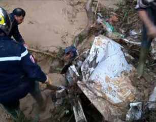 مصرع 6 أشخاص في فيضانات بالجزائر