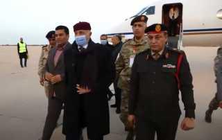 ليبيا.. نواب يصلون إلى سرت لبحث حكومة الوحدة