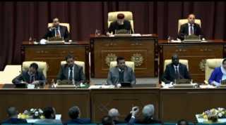 بث مباشر.. انطلاق جلسة البرلمان الليبي لبحث منح الثقة للحكومة الجديدة