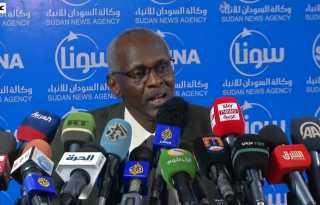 بث مباشر.. وزير الري السوداني يتحدث عن آخر تطورات ملف سد النهضة