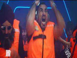 """بث مباشر حمو بيكا ولوردينا ضيفا الحلقة الثالثة من """"رامز علقه طار"""" مع رامز جلال"""