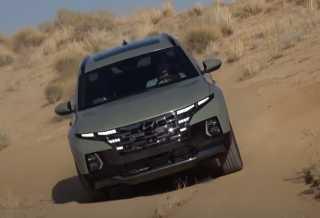 هيونداي تعلن عن واحدة من أجمل سيارات البيك آب