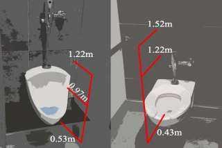 """دراسة تكشف مخاطر المراحيض العامة على الإصابة بـ""""كوفيد-19"""""""
