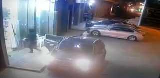 بالفيديو.. لبنان..سطو مسلح على صيدلية