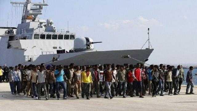 جزيرة لامبيدوزا الإيطالية تواجه طوفانا جديدا من المهاجرين