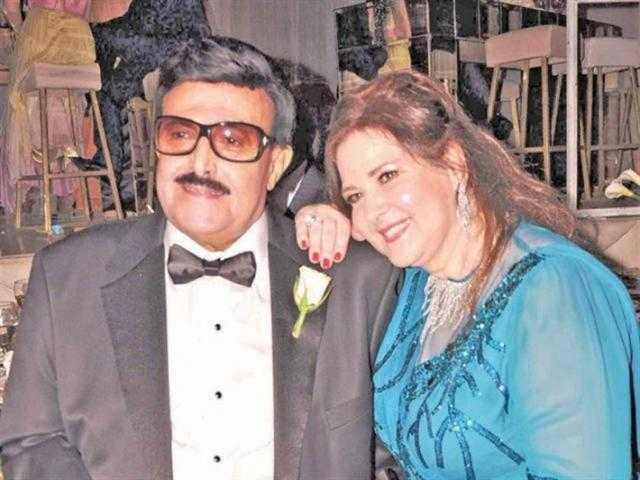 الإعلامى رامى رضوان: سمير غانم ودلال عبدالعزيز فى مرحلة حرجة ونرجو الدعاء لهما