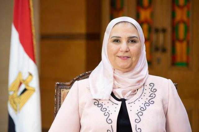 وزيرة التضامن توجه رسالة للرائدات المجتمعيات