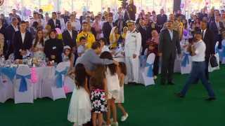 القوات المسلحة تحتفى بأسر الشهداء بمناسبة حلول عيد الفطر المبارك