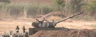 بالفيديو.. جنود الاحتلال يرقصون أثناء القصف المدفعي لقطاع غزة