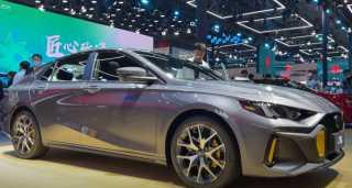 سيارة صينية أنيقة ومتطورة تغزو أسواق العالم قريبا