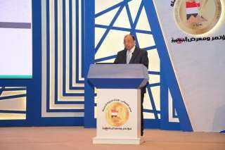 شعراوى يشارك في مؤتمر مؤسسة دار التحرير للطبع والنشر ( مصر - السيسي .. وبناء الدولة الحديثة )
