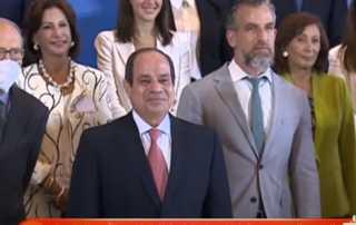 بالفيديو.. الرئيس السيسي يصل مقر فاعلية إطلاق تقرير الأمم المتحدة للتنمية البشرية في مصر للعام الحالي 2021