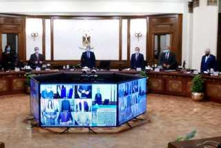 الوزراء يبدأ اجتماعه بدقيقة حداد على روح المشير حسين طنطاوي