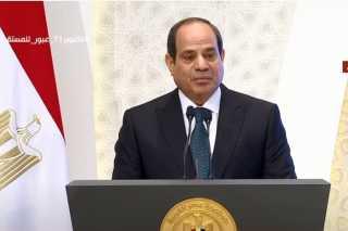 بالفيديو.. كلمة الرئيس السيسي خلال احتفالية المولد النبوي الشريف