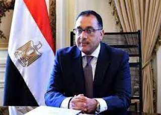 مصطفى مدبولى يتابع الموقف التنفيذى لمشروع تطوير الطريق الدائرى