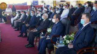 بث مباشر.. الرئيس السيسى يشهد حفل تخريج دفعة جديدة من طلبة كلية الشرطة