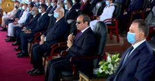 بالفيديو.. الرئيس السيسي : لن ننسى ولادنا اللى قدموا أرواحهم وحياتهم علشان مصر